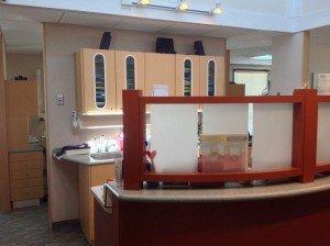 Saint Paul Dentist Office Interior
