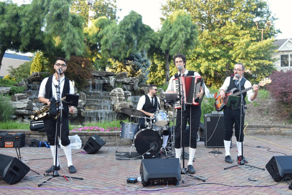 2018 - Westbury Arts - Polka Brothers