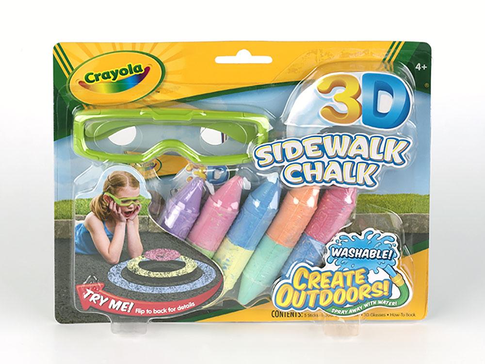 Crayola Packaging