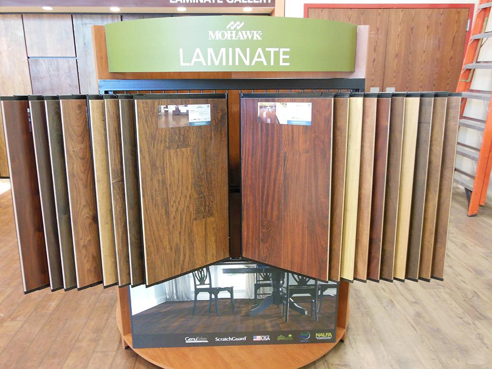 Laminate Display