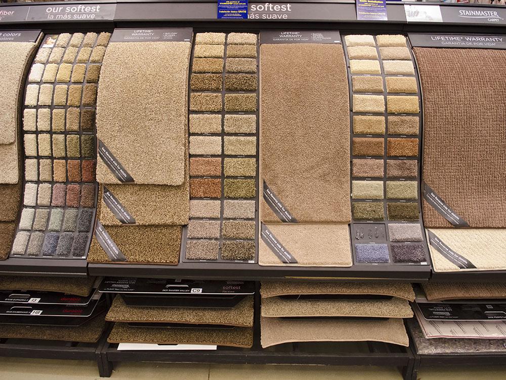 Carpet Sampling