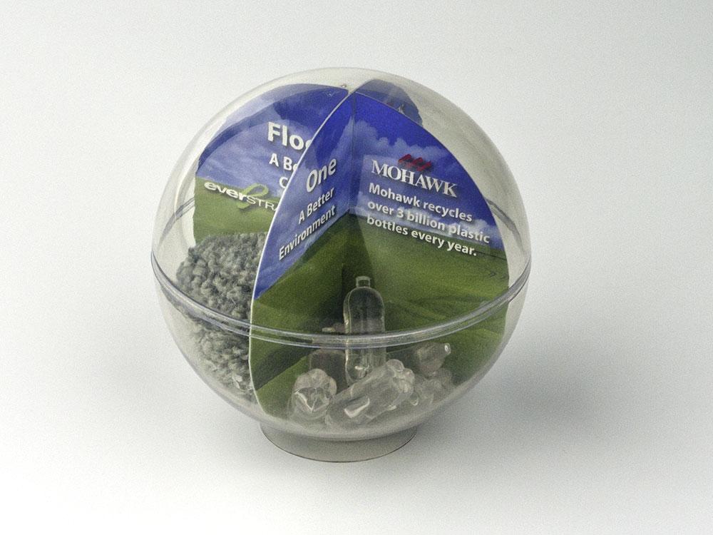 Custom Plastic Globe