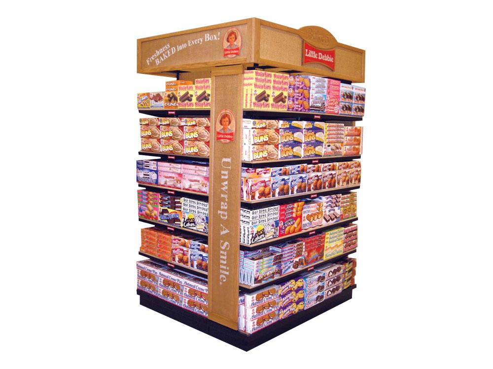 Bakery Goods Display