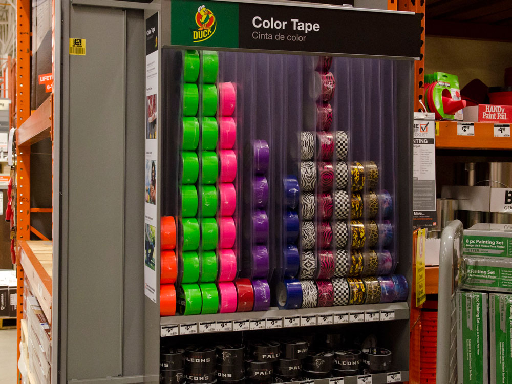 Tape Display