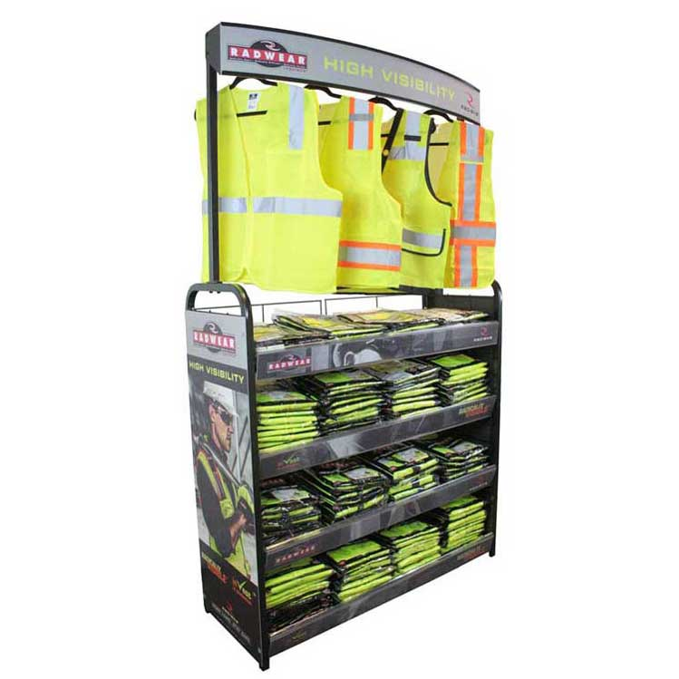 Safety Clothing Display