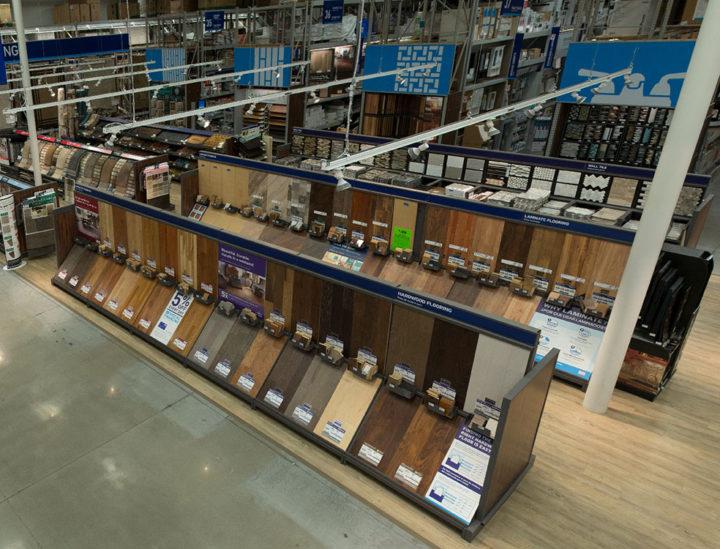Complete Hardwood Flooring Department