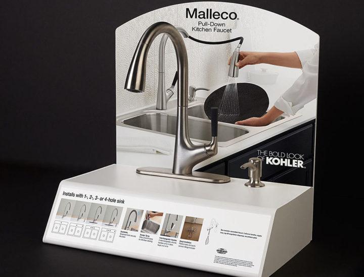 Sink Faucet Display