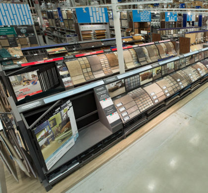 Complete Carpet Flooring Department