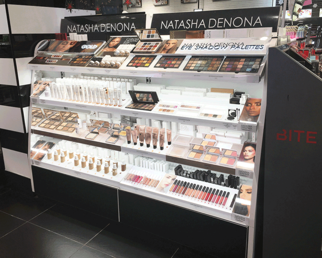Natasha Display