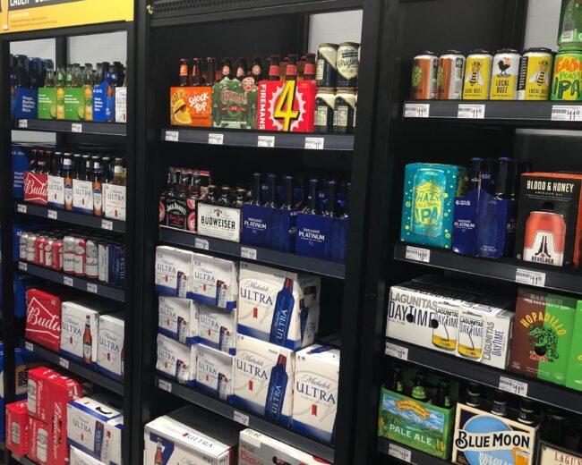 7 Eleven Beer Cave