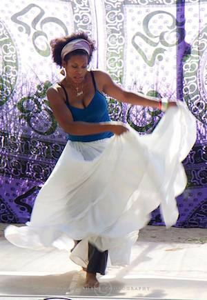 Ife Mulligan - Afro-Cuban Dance Workshop