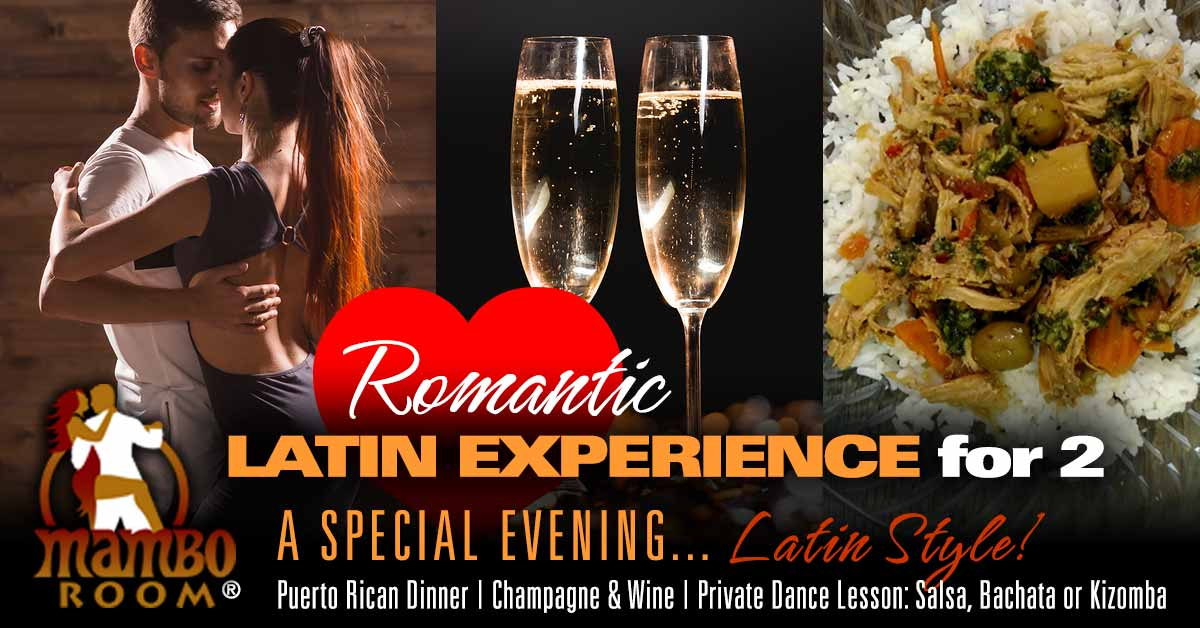 Romantic Latin Experience for Two