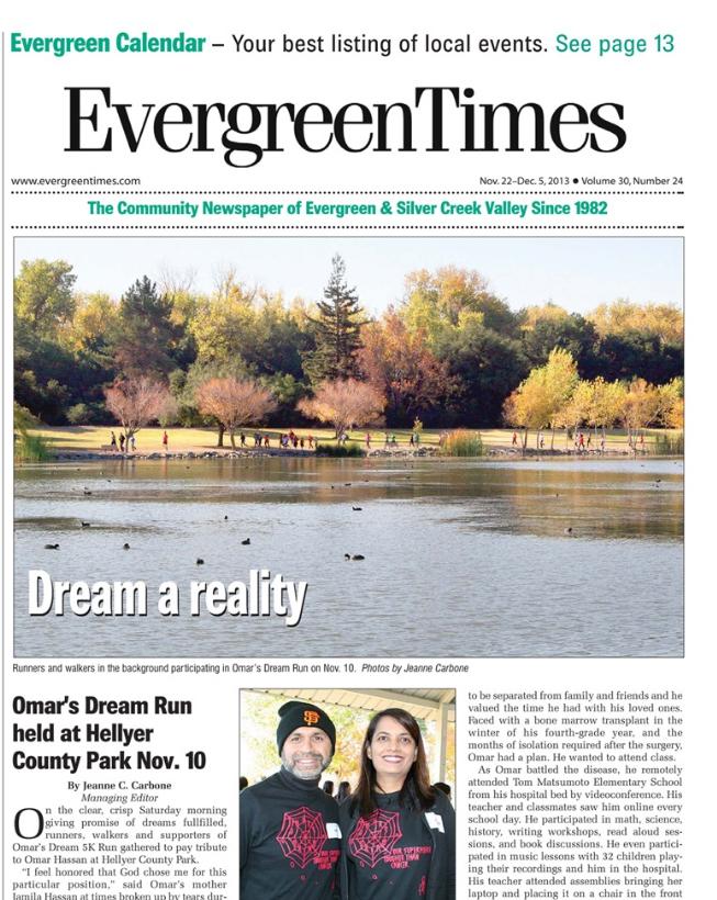 evergreentimes