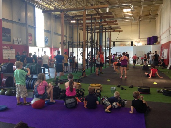 Crossfit in Collingwood