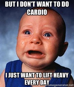 baby cardio
