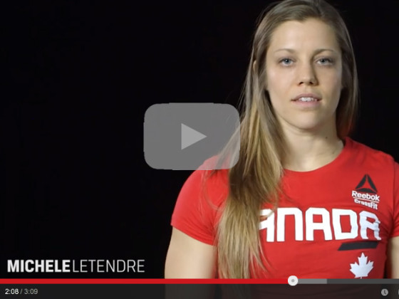 Michele Letendre Crossfit Games