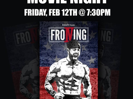 Froning Movie