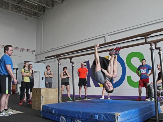 Alexkazam Gymnastics