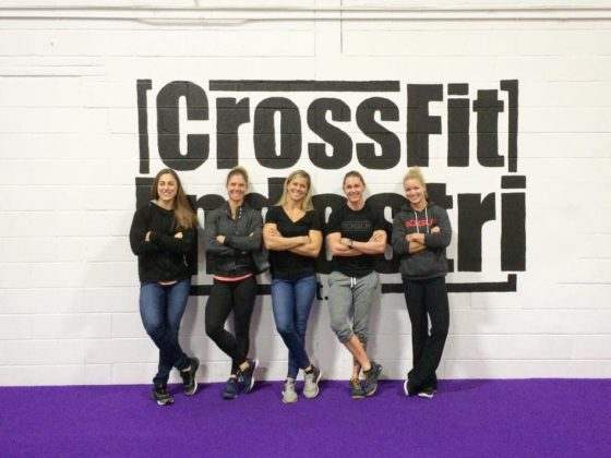 CrossFit Games Athletes