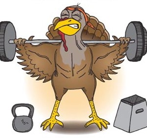 Thanksgiving Weekend WOD