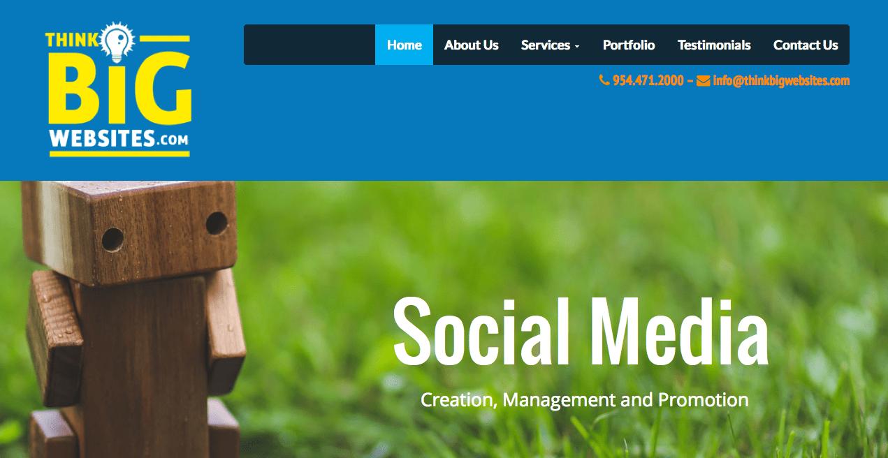 thinkbigwebsitescom