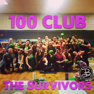 The Survivors of the 100 Club
