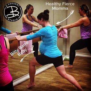 Pregnancy Workout at B Present Studio