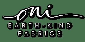 oni earth-kind fabrics login logo
