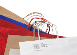 Paper Bags with various patterns