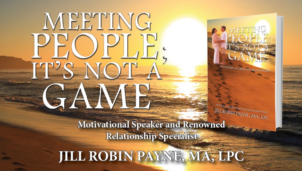 Cover of Book. Meeting People; It's Not A Game