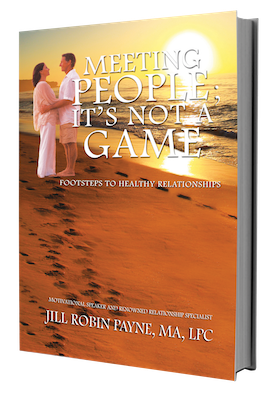 Meeting People; It's Not a Game book cover