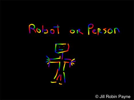 Robot-or-Person blog