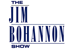 jim bohannon show on air podcast logo