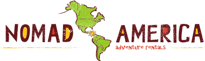 Nomad America 4×4 Car Rental Costa Rica and Panama Logo