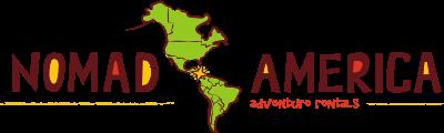 Nomad America 4×4 Car Rental Costa Rica and Panama Logo
