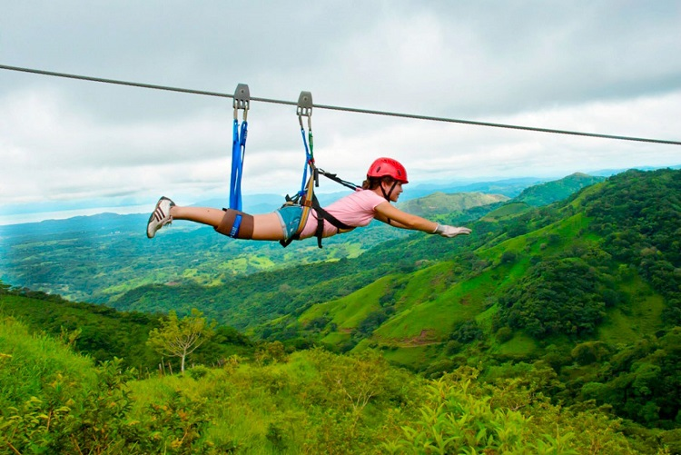 Costa Rica coffee tours and ziplining