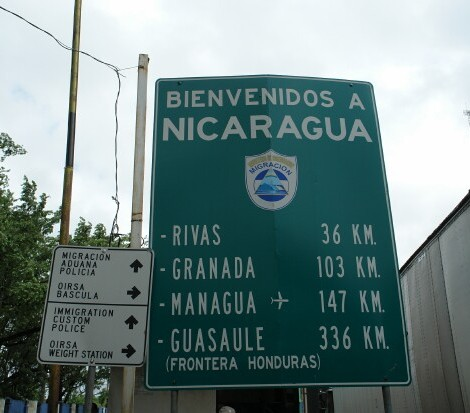 The Nomad America guide to Crossing the Nicaragua – Costa Rica Border