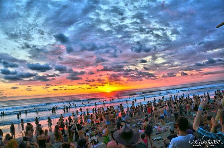 Camping & Festivals in Costa Rica