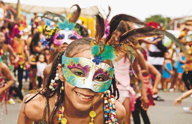 Caribbean festival Costa Rica