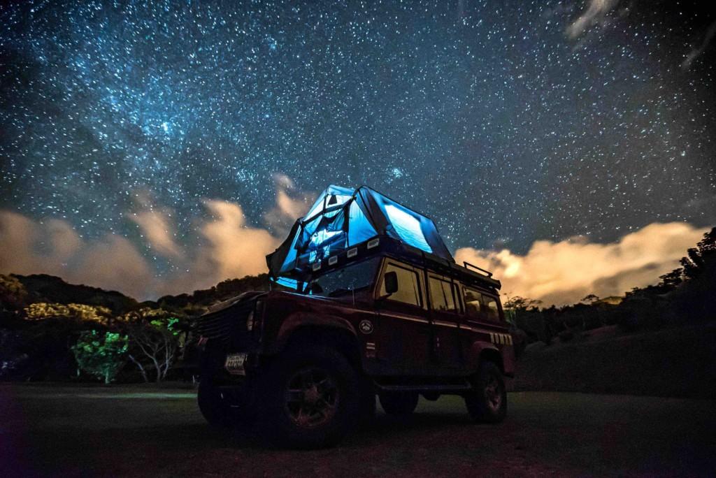 Best camping spots in Monteverde