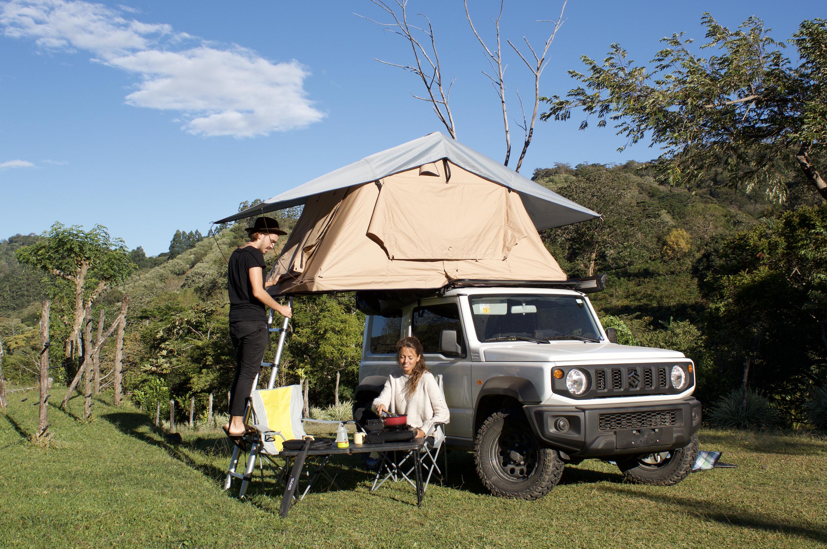 New Suzuki Jimny Costa Rica