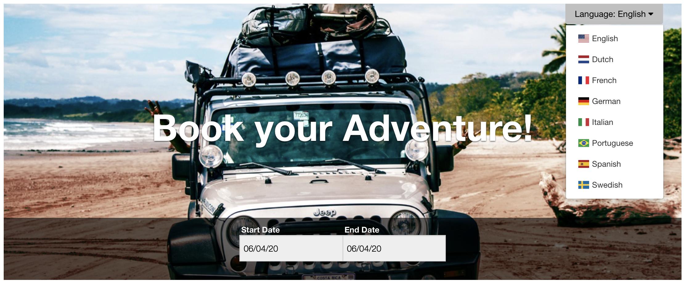 Book Campervan online in Costa Rica or Panama