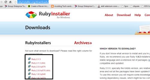DownloadRuby