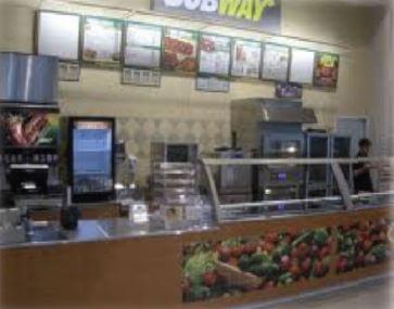 Commercial Remodeler for Subway Restaurants Phoenix, AZ