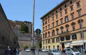 Way to Vatican City