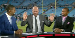 charles-woodson-on-mnf-countdown-in-polka-dot-pink-sterling-ascot