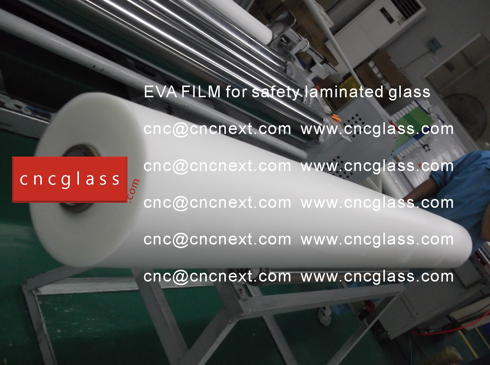 004 EVAFORCE EVA FILM FOR SAFETY LAMINATED GLASS