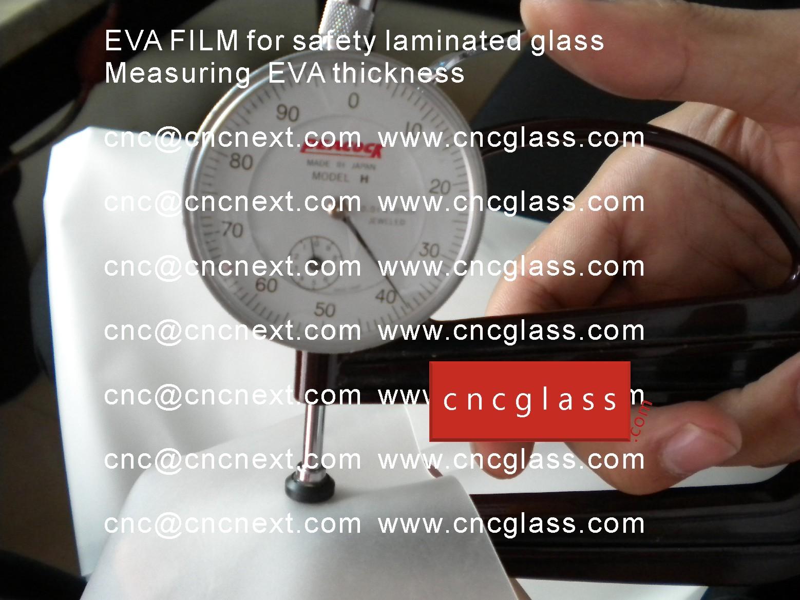 009 EVAFORCE EVA FILM FOR SAFETY LAMINATED GLASS