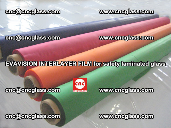 EVAFORCE INTERLAYER FILM for safety laminated glass (6)