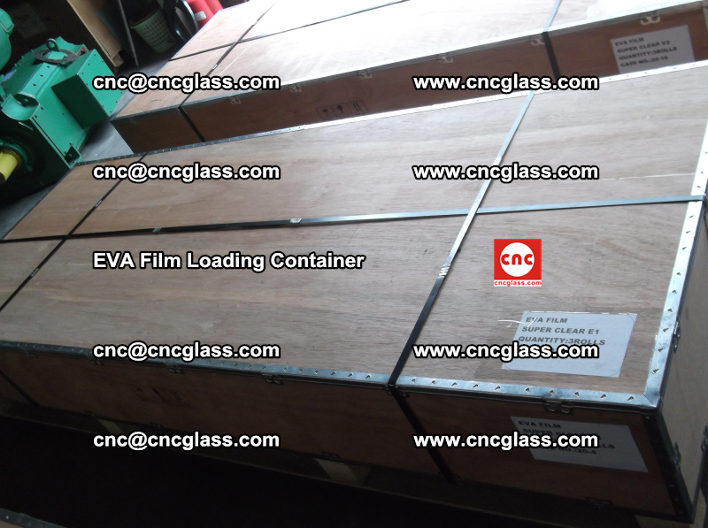 EVAFORCE SUPER CLEAR EVA INTERLAYER FILM for safety laminated glass (10)